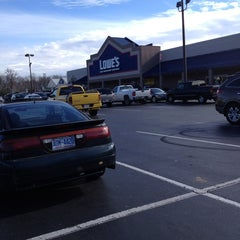 Photo taken at Lowe's Home Improvement by Ryan B. on 1/6/2013