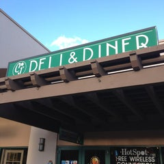 Photo taken at CJ'S Deli & Diner Catering & Events Kaanapali Maui by Parker S. on 3/2/2013