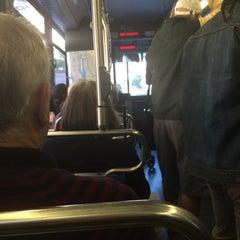 Photo taken at MTA Bus - M104 - Broadway @ 101st by Geraldine V. on 10/9/2014