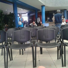 Photo taken at Terminal de Buses MUSOC by Laura M. on 11/17/2012