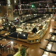 Photo taken at Milwaukee Public Market by Brian M. on 11/25/2012
