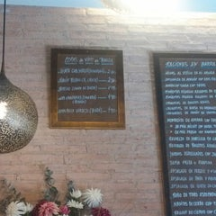 Photo taken at El Rincón del Chorro by Celia H. on 9/20/2013