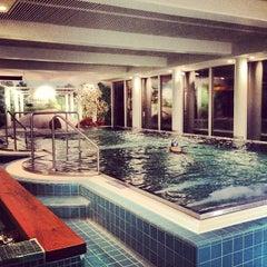 Photo taken at Hotel Haikko Manor Porvoo by Natalia B. on 11/28/2012