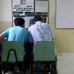 Photo taken at Sekolah Al-Azhar BSD by Rivi R. on 6/21/2014