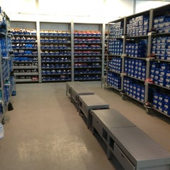 Photo taken at adidas Factory Outlet by Rob P. on 1/29/2013