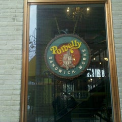 Photo taken at Potbelly Sandwich Shop by Charlie d. on 3/1/2013