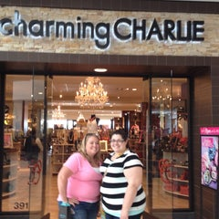 Photo taken at Charming Charlie The Marketplace Mall by Melissa P. on 5/10/2014