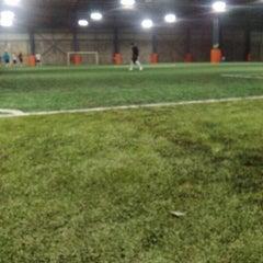 Photo taken at Liga Euro Monterrey by Christian P. on 1/16/2013