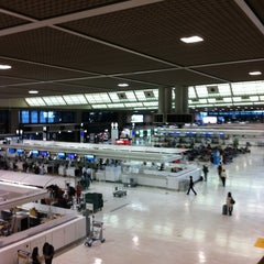 Photo taken at 成田国際空港 (Narita International Airport) (NRT) by Adam P. on 6/7/2013