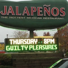 Photo taken at Jalapeños / Woodhollow After Dark by Chosen Talent A. on 10/13/2012