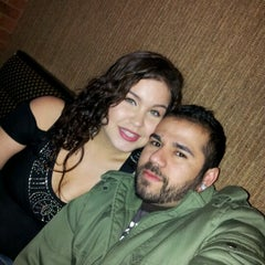 Photo taken at Deja Vu Comedy Club by Lupe V. on 11/18/2012
