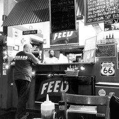 Photo taken at Feed by Young O. on 8/16/2013
