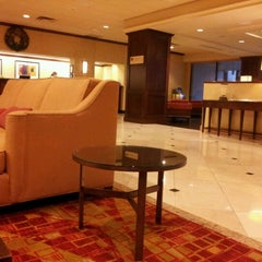 Photo taken at Toronto Airport Marriott Hotel by Peter G. G. on 12/20/2012