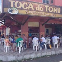 Photo taken at Toca Do Tony by Gefferson U. on 11/2/2013