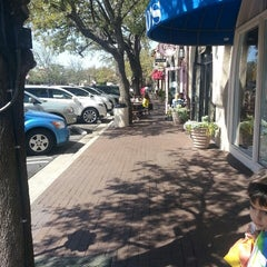 Photo taken at Highland Park Village by Real Posh M. on 3/14/2013