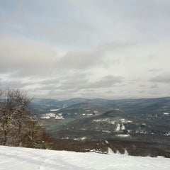 Photo taken at Belleayre Mountain Ski Center by Matt B. on 2/16/2013