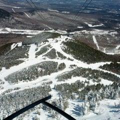 Photo taken at Jay Peak Resort by Matt B. on 3/31/2013