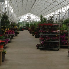 Photo taken at Petitti Garden Center by Sam N. on 5/24/2013