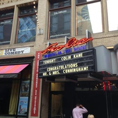 Photo taken at Hilarities 4th Street Theatre by Sam N. on 5/26/2013