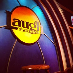 Photo taken at Laugh Factory by Alexa A. on 6/9/2013