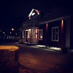 Photo taken at Lindhem by Carin E. on 11/29/2012