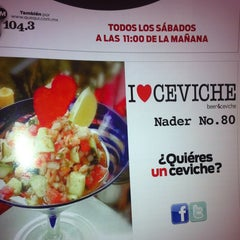 Photo taken at I Love Ceviche by Snoopy A. on 1/26/2013