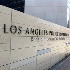 Photo taken at LAPD Headquarters by KW L. on 5/27/2013
