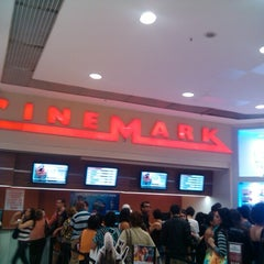 Photo taken at Cinemark by Lucy V. on 1/30/2013