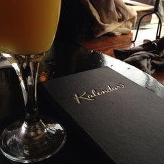 Photo taken at Kalendar Restaurant & Bistro by Ces A. on 3/24/2013