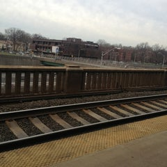 Photo taken at NJT - East Orange Station (M&E) by Gregory Guy W. on 12/20/2012