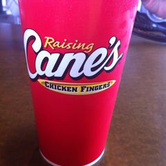 Photo taken at Raising Cane's Chicken Fingers by Emily M. on 12/29/2012