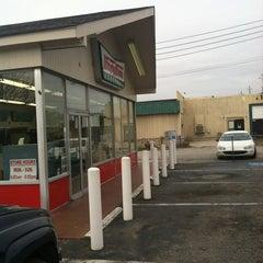 Photo taken at Krispy Kreme Doughnuts by Joanna on 11/17/2012
