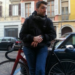 Photo taken at Merlino Cycling by Giovanni Luigi B. on 11/23/2012