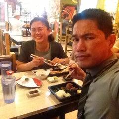 Photo taken at Sushi-Ya by Sev L. on 6/19/2013