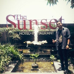 Photo taken at The Sunset Hotel And Villas by Tri S. on 11/4/2015
