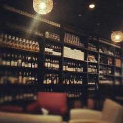 Photo taken at d'TREE Beer & Wine Gallery by Jourdain W. on 12/27/2012