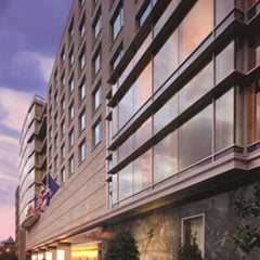 Photo taken at The Ritz-Carlton, Washington D.C. by Audrey on 12/4/2012