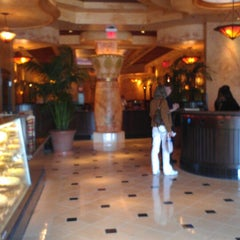 Photo taken at The Cheesecake Factory by Jack T. on 3/1/2013