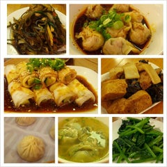 Photo taken at Din Tai Fung 鼎泰豐 by Jesse S. on 12/28/2012