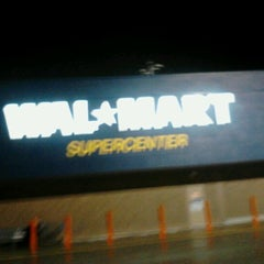 Photo taken at Walmart Supercenter by Grace S. on 12/24/2012