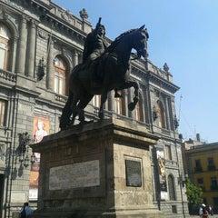 Photo taken at Museo Nacional de Arte (MUNAL) by Juan Pablo E. on 12/16/2012