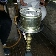 Photo taken at Sisha Cafe by Özgür on 7/6/2013