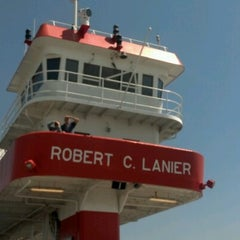 Photo taken at Galveston - Bolivar Ferry by Frederic D. on 9/21/2012