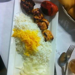 Photo taken at California Kabob Kitchen by South Park i. on 11/5/2012