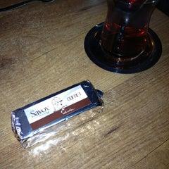 Photo taken at Savoy Pastanesi by Öznur A. on 12/26/2012