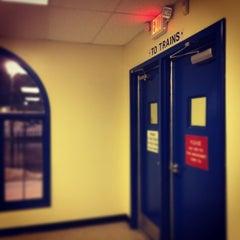 Photo taken at Detroit Amtrak Station (DET) by Ryan P. on 1/7/2014