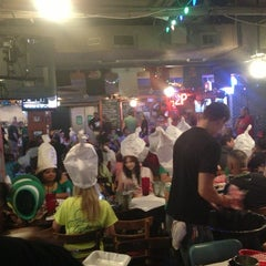 Photo taken at Dick's Last Resort by Jeff H. on 3/17/2013