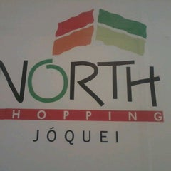 Photo taken at North Shopping Jóquei by Ivo C. on 10/30/2013