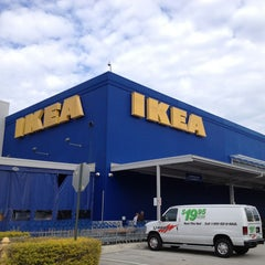 Photo taken at IKEA Sunrise by Elisa R. on 12/29/2012