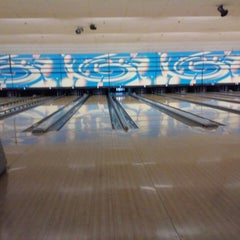 Photo taken at Del Rosa Lanes by Brian E. on 7/2/2014
